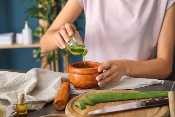 Antibakteriální gel na ruce připravíte jen z několika surovin