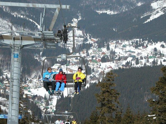Špindl je lyžařská klasika.
