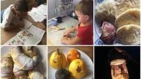Legenda o sv. Martinovi nabízí množství aktivit s dětmi.