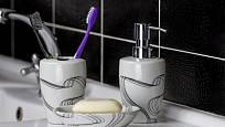 Vhodně zvolené doplňky skvěle promění vaši koupelnu.