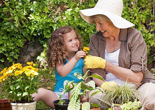 rady využije jak malá tak velká zahradnice