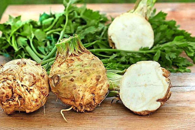 celerové bulvy