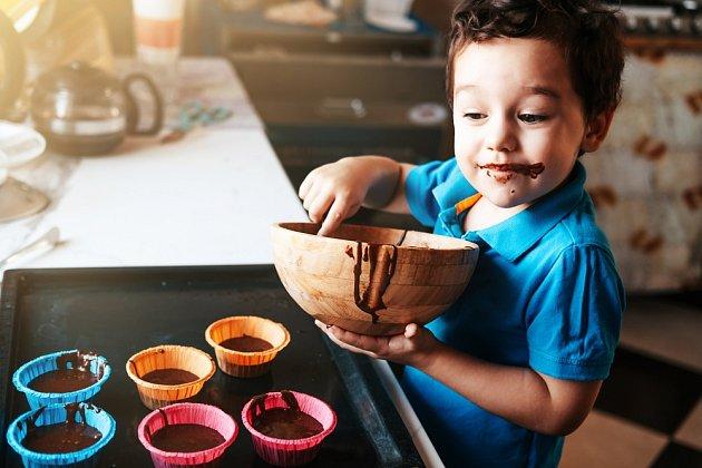 Recept vhodný i pro pečení s dětmi