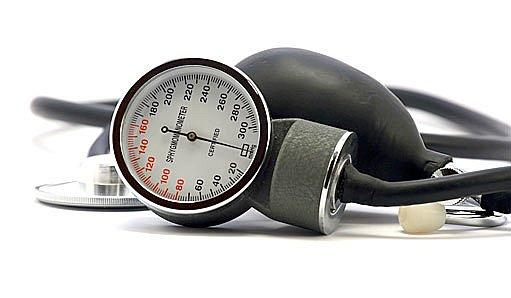 krevní tlak, měření