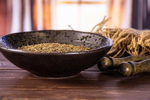 Římský kmín je ten, který používáme v naší kuchyni