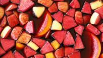 Ovoce krásně natáhne chuť alkoholu.