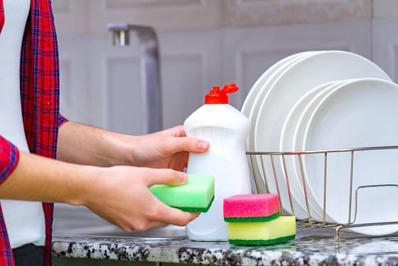 Přípravek na mytí nádobí
