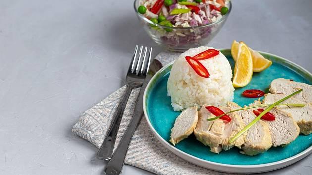 Ač je rýže nejdůležitějším jídlem v asijských zemích, i u nás ji hojně připravujeme