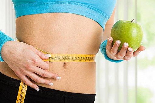 aby jste zhubli, potřebujete dobrou motivaci