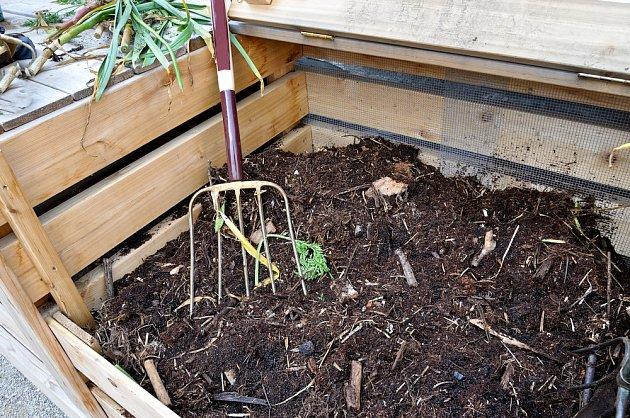 Kompost je zákald úspěšného pěstování