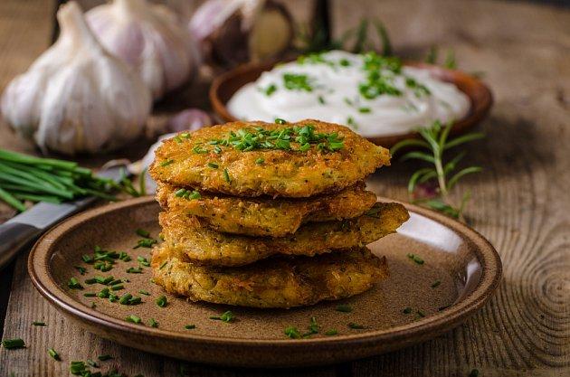 Co česká rodina, to 'zaručený' recept na nejlepší bramboráky