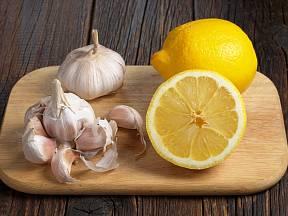 Citron a česnek fungují na cholesterol takřka zázračně.