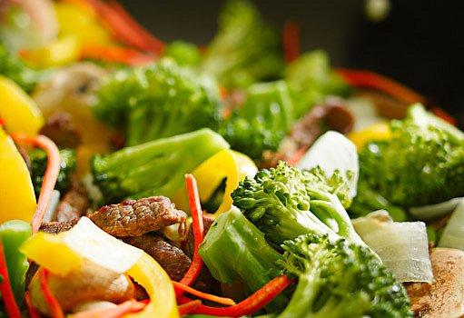 pestrá zdravá strava