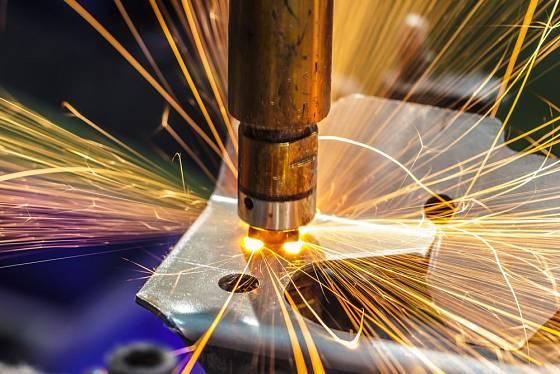 Svářečky umí vytvořit velmi vysokou teplotu