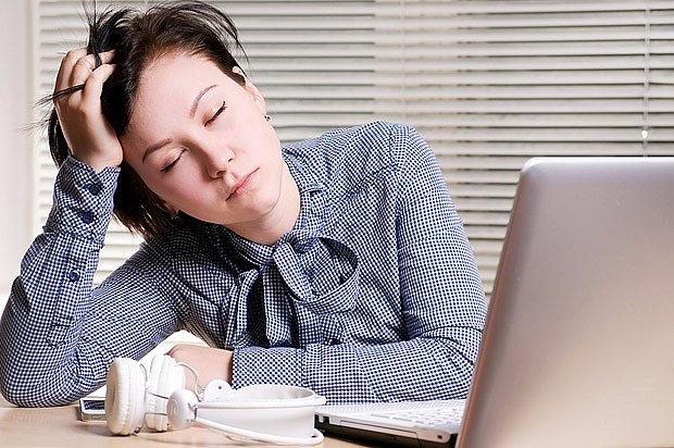 léky na spaní způsobují otupělost