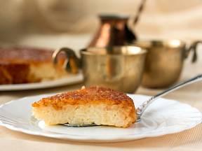 Nákyp můžete zapéct i v dortové formě.