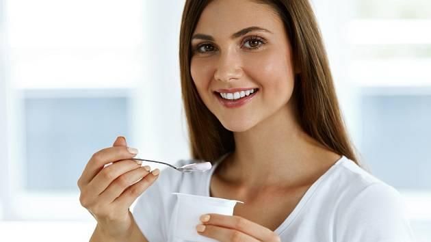 Jogurt si můžete vylepšit dle chuti a fantazie