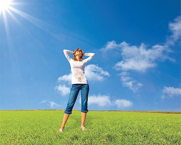 Vitamin D je důležitý pro ukládání vápníku a pro správný vývoj kostí
