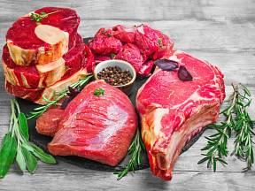 Důležité je zvolit vhodné maso pro danou kuchyňskou úpravu.
