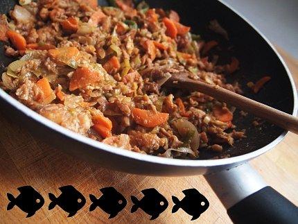 Tenhle recept kupodivu slavil úspěch i tam, kde nejsou sladkovodní ryby na stole zrovna vítány.