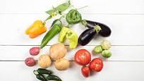 Zelenina z čeledi lilkovitých obsahuje nízké množství nikotinu.