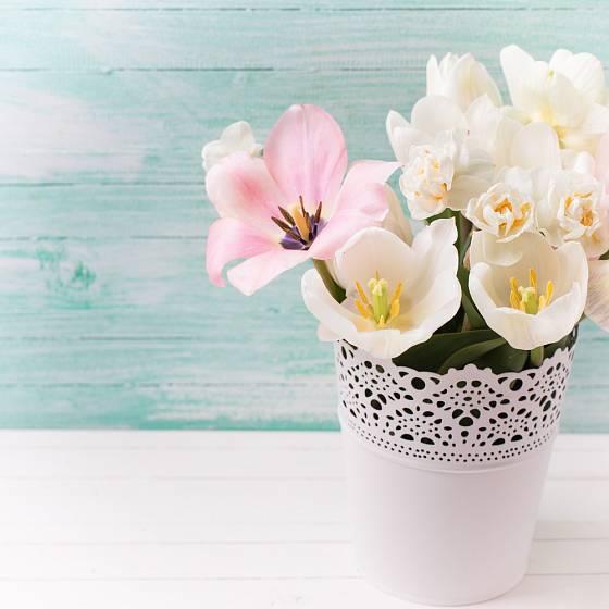 FOR DECOR & HOME 2020: trendy jara, svátku zamilovaných i Velikonoc.