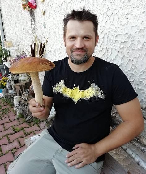 Ivan Mikšík, amatérský mykolog