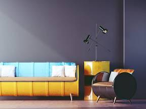 Zajímavý nábytek může vzniknout i z recyklovaných barelů.