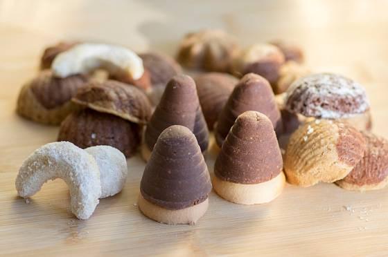 Včelí úly se mezi vánočním cukrovím těší velké oblibě.