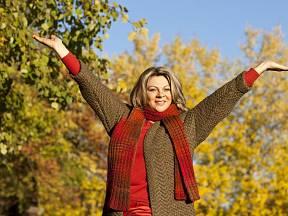 Velký význam v době okolo a po přechodu má zdravá životospráva.