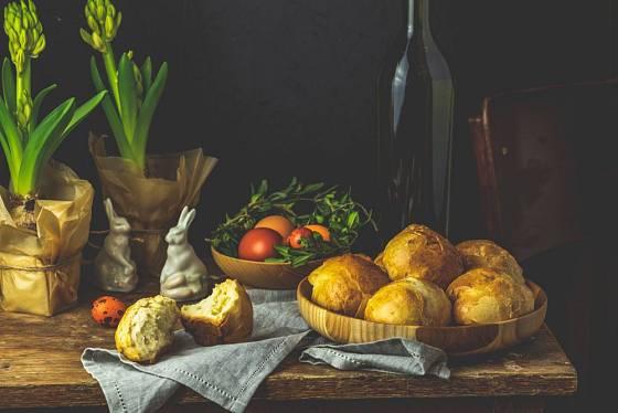 Sladká velikonoční tabule může mít nejrůznější podoby