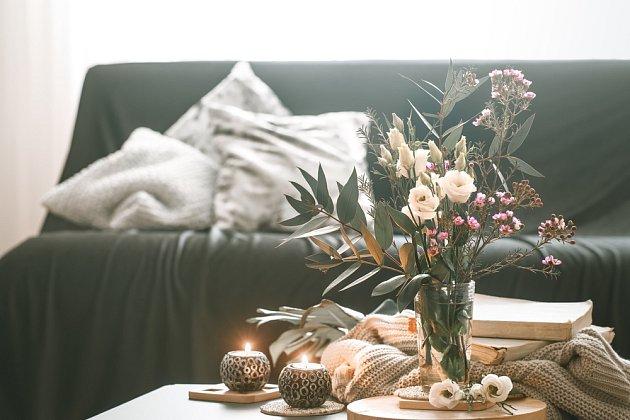 Řezané květiny potřebují správnou výživu a vhodné místo.