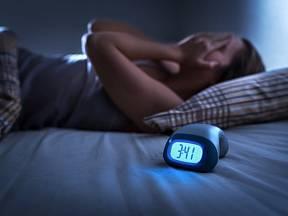 Nespavost vede k řadě zdravotních problémů.