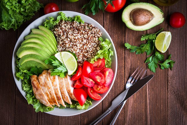 Pestrá strava je základem zdravého jídelníčku