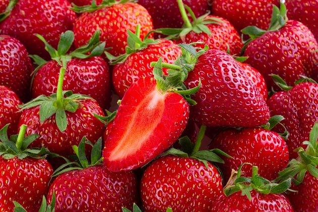 Jahody patří mezi nejoblíbenější ovoce