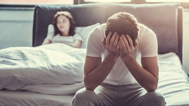 Poruchy erekce mohou mít celou řadou příčin.