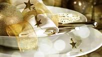 Vylaďte svou slavnostní vánoční tabuli k dokonalosti.
