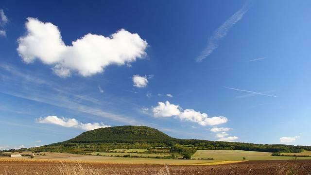 Legendární hora Říp