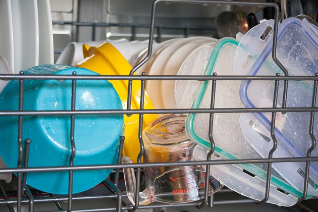 Plastové výrobky jsou citlivé na teplo