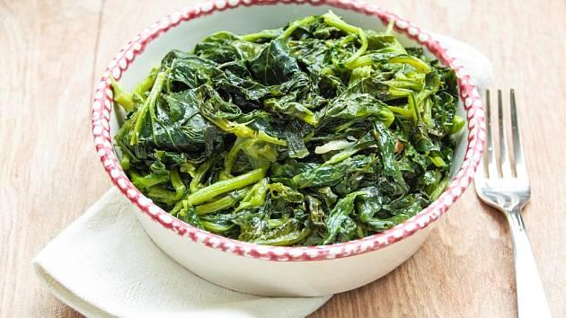 Kvašený salát připravíte i z listů tuřínu