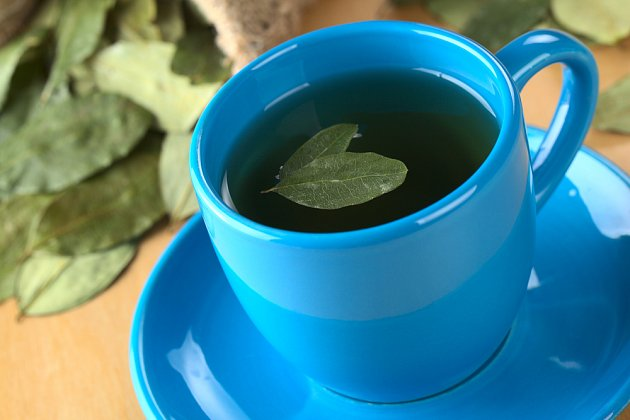 Čaj z koky