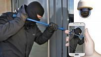 Dveře a okna jsou nejčastějším vchodem pro zloděje