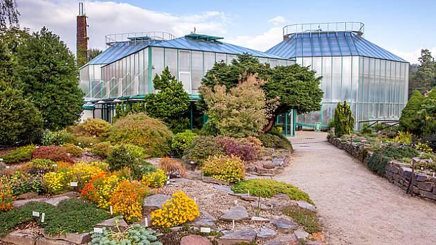 Oáza Rostlin Z Celého Světa: Botanická Zahrada Liberec