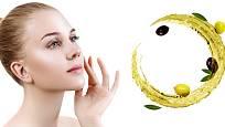 Olivový olej působí na obličej téměř zázračně.
