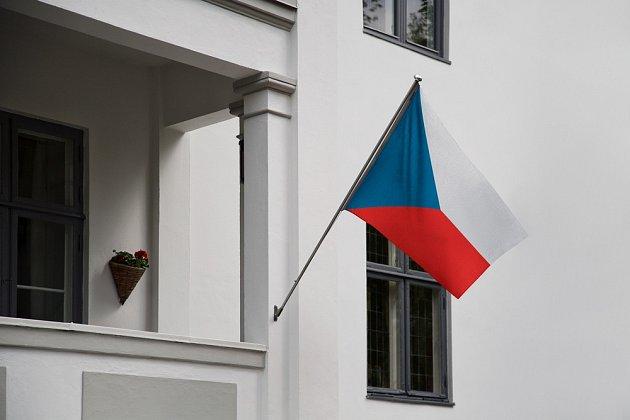 Česká vlajka je jedním ze státních symbolů České republiky.