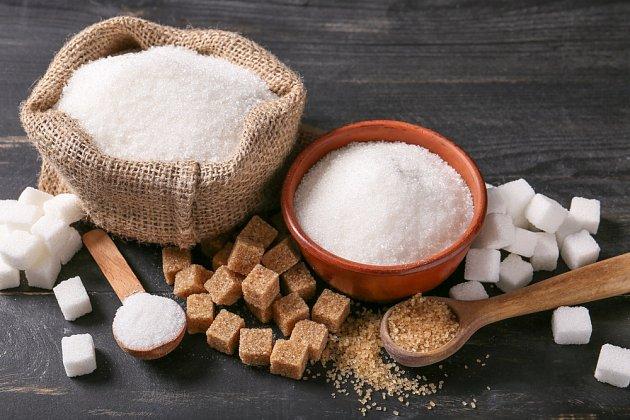 Cukr je obsažený v mnoha potravinách, i v těch, kde bychom to vůbec nečekali