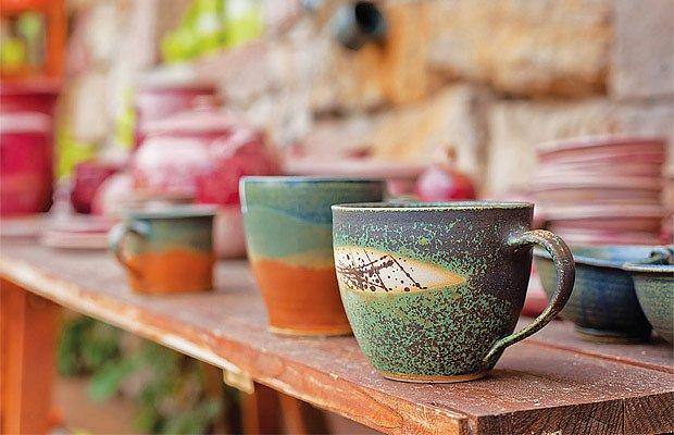 keramika Evy Skoblíkové