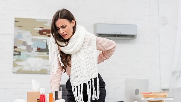 Špatně používaná klimatizace může přinést řadu zdravotních problémů.