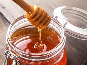 Med je nejen chutný, ale také zdravý.