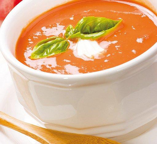 polévka z kečupu